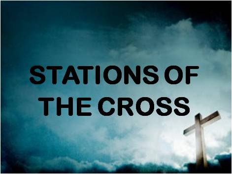 How to pray the stations of the cross at home